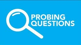 Probing Questions Are All the Same
