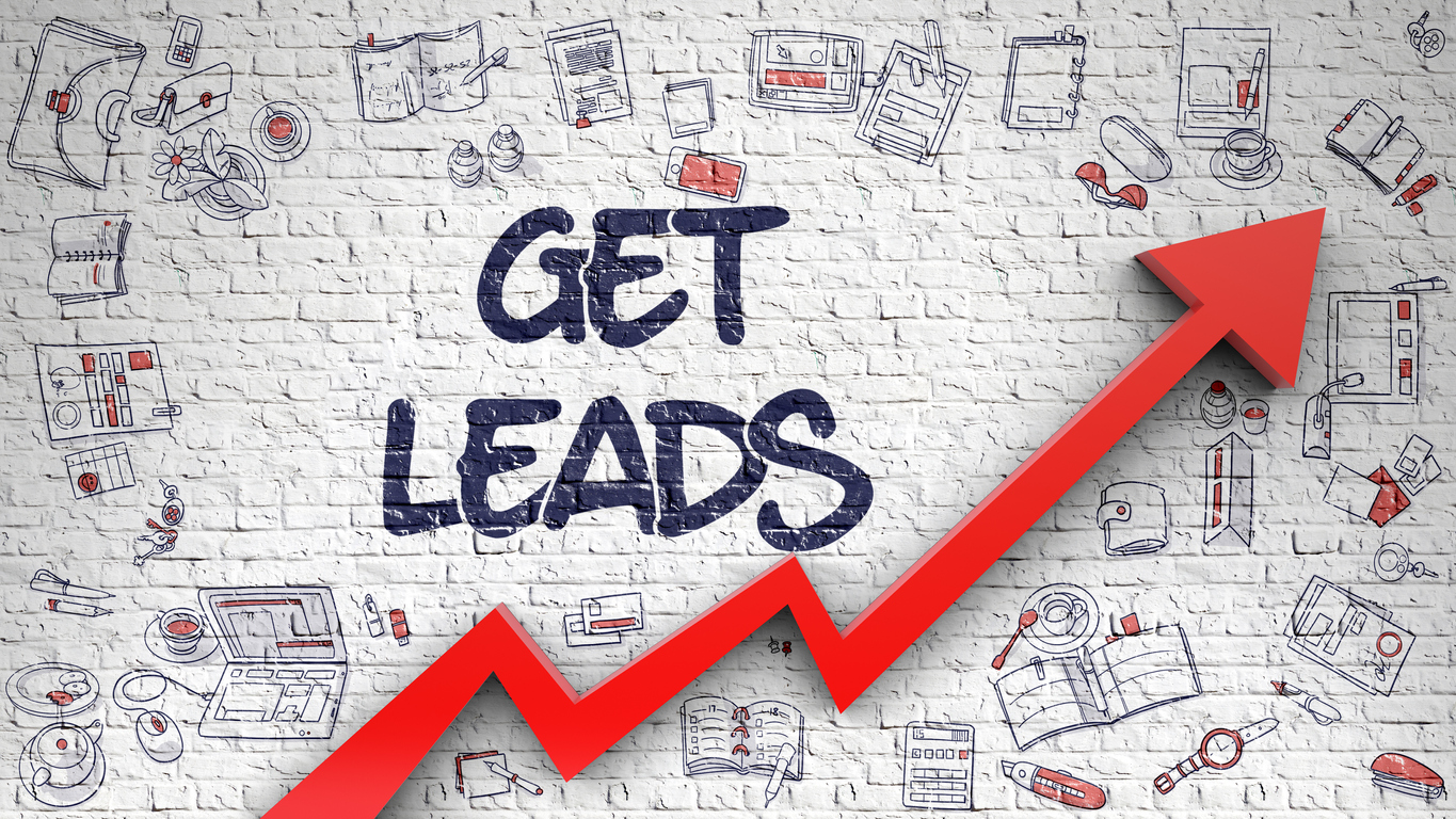 get leads graphic